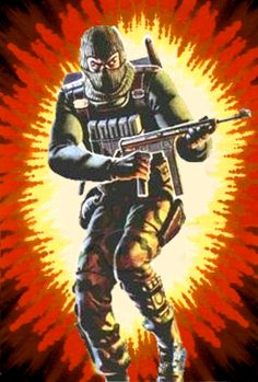 "Blister card art for Beach Head from Hasbro's ""G.Joe"" toy line Gi Joe Characters, Cobra Art, Cartoon Clip, Old School Cartoons, Gi Joe Cobra, Classic Cartoons, Childhood, Animation, Korrasami"