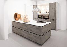 Moderne Keuken Grijs : Beste afbeeldingen van grijze keukens grey kitchens