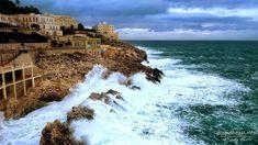 Schwefelquellen, ein Hauch von Orient und die Albanischen Berge: Claudia Schulte lebt in Apulien und liebt ihre Wahlheimat am Meer – Santa Cesarea Terme.