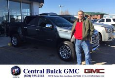 https://flic.kr/p/Czd7S6   Happy Anniversary to Barry on your #GMC #Canyon from Brian Romine at Central Buick GMC!   deliverymaxx.com/DealerReviews.aspx?DealerCode=GHWO