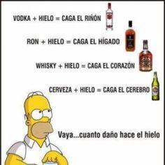 Chistes con fotos, Homero