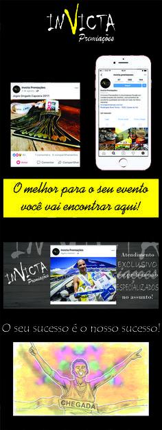 NÃO PERCA MAIS TEMPO!! Faça já seu orçamento conosco: (54) 3538-3808 E-mail: invicta@invictapremiacoes.com.br