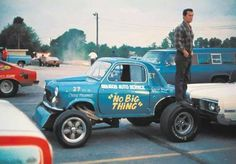 "Vintage Drag Racing - ""No Big Thing"""
