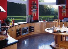 silo home kitchen
