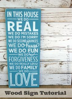 This post brought to you by Kolette Hall. Have you seen those wood signs around that have fun quotes or sayings? I have seen them online, in stores and in peoples homes. They are a fun statement piece and I have always wanted one. One of the problems I have found as I DIY more …