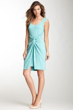Ventura Dress in Mint