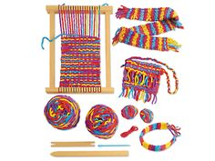 My First Weaving Loom at Lakeshore Learning