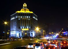 DP 花园路东风路口 Huayuan Road and Dongfeng Road