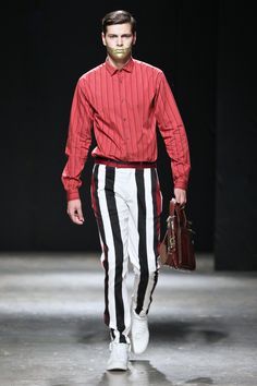 Palse Homme South Africa Menswear Week - #Trends #Tendencias #Moda Hombre - SDR Photo