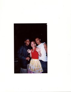 Andre, Laney & Teon