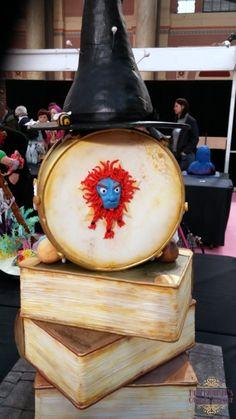 Discworld Cake, Homage to Terry Pratchett