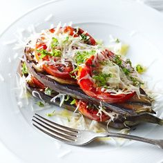 grilled eggplant parmesean. My new supplier is a place called Gabriella's over by the Cowboy Hall of Fame! Some fine eating!