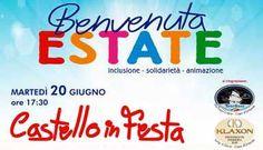 Capo d'Orlando - «Benvenuta estate» martedì al Castello Bastione - http://www.canalesicilia.it/capo-dorlando-benvenuta-estate-martedi-al-castello-bastione/ Benvenuta Estate, Capo d'Orlando