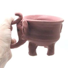 Elephant Mug You've got to love this guy