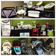 Must Have Baby Items and Gear including best strollers, play yards, swings, highchairs, carriers, car seats, etc.