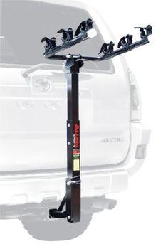 Allen Sports Deluxe 3-Bike Hitch Mount Rack (1.25 or 2-Inch Receiver)
