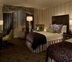 Georgeous Room by ForrestPerkins - The Palmer House Hilton Chicago, IL