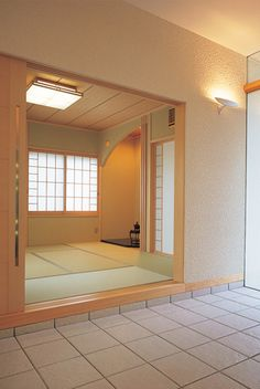 独立性の高い、ゲストルームに最適な和室