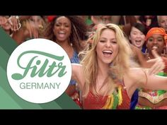 Shakira - Waka Waka (This Time for Africa) (The Official 2010 FIFA World Cup…