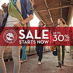 18-30 Jun 2015: Timberland Mid Year Sale