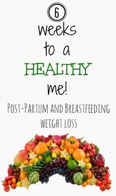 First week of 6 of clean eating while nursing to lose that postpartum weight,: