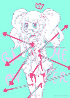 Is dangan rompa gore? I don't thinks so but what eves