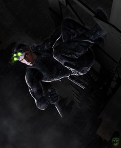 Sam Fisher - Seriously my soulmate!