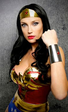 Wonder Woman the power of an amazon by Giorgiacosplay.deviantart.com #cosplay