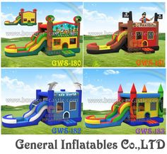 New Products inflatable wet/dry combo. Message the detail. #wetcombo #drycombo #inflatablecombo