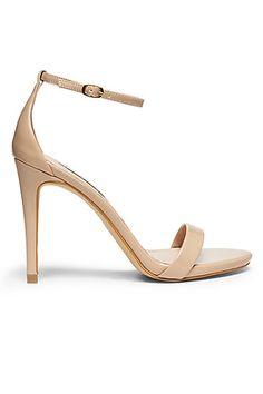 Single-Strap Sandals - Sexy, Stylish Heels