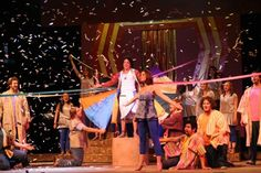 """Joseph and the Amazing Technicolor Dreamcoat""  UNR"