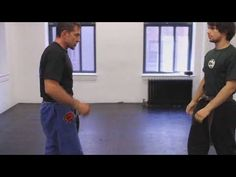 Krav Maga Techniques: Head Lock from the Side  Remember Amy: your arm goes over the attackers arm...not between it!!