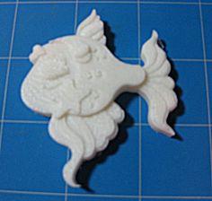 Cute Kawaii Fish mold by MoldsandCaseSupplies on Etsy
