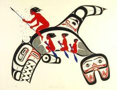 Killerwhale's Revenge David Boxley, Tsimshian Nation