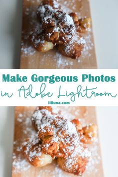 Make gorgeous photos