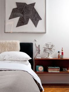 The Apartment, After 2 Years of Living: The Bedroom // Bedside table! + Ikea Fräck hack!