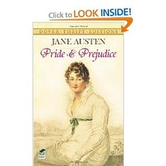 Amazon.com: Pride and Prejudice (Dover Thrift Editions) (9780486284736): Jane Austen: Books