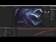After Effects Tutorial : Particle BACKGROUNDS!! (Advance Motion Graphics Tutorial!) - YouTube