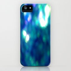 The Sparkle in the Sea iPhone & iPod Case by TheseRmyDesigns - $35.00