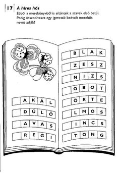Fotó: Word Search, Album, Education, Archive, Onderwijs, Learning, Card Book