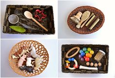 Discovery basket ideas
