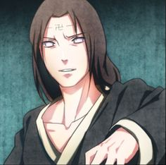 Hyuga Neji. Is my first anime crush....I miss you my love...please come back your friends need u.