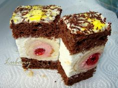 Сакура: lubany_b — LiveJournal Sweet Recipes, Cake Recipes, Coffee Cake, Recipies, Cheesecake, Muffin, Food And Drink, Sweets, Cookies