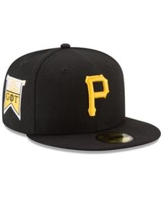 New Era Pittsburgh Pirates Game of Thrones 59FIFTY Fitted Cap - Black 7 1 8 e1f896c08f5