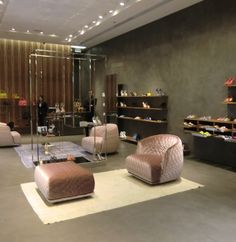 New opening of Le Silla #boutique in #Dubai, at Mall of Emirates.