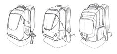 Case Logic's Evolution Collection of Back Packs by RYAN MATHER at Coroflot.com