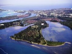 Great open plan #camping, relaxed and laid back. You'll have lots of room to spread out down the back of Tony's Point Island at Lani's Holiday Island at #forster : www.lanis.com.au