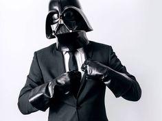 The Daily Life of Darth Vader – Fubiz Media