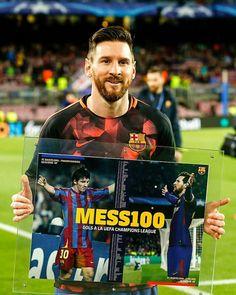 Lionel Messi a jeho sty gól v Lige majstrov Lionel Messi, Cr7 Messi, Messi Soccer, Messi 10, Neymar, Fc Barcelona, Barcelona Football, Cristiano Ronaldo Goals, Real Madrid Manchester United