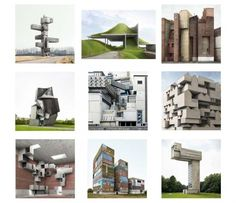 Filip Dujardin's 'Fictions' – a series of photographic plates of fictional architectural spaces.